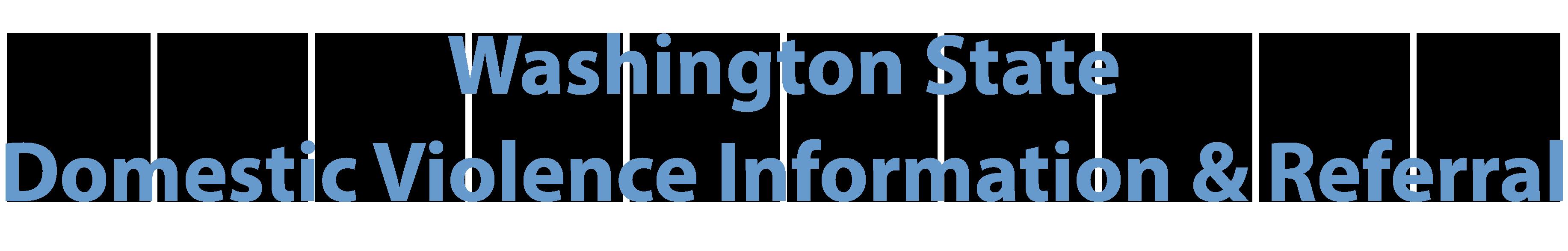 Washington Information and Referral
